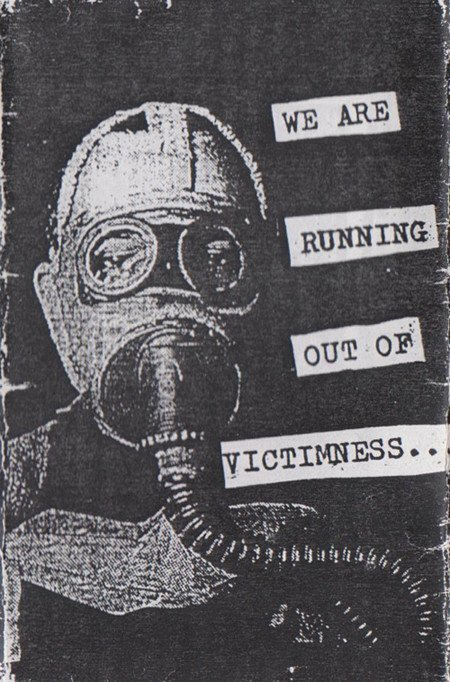Agathocles - We Are Running Out Of Victimness Tape