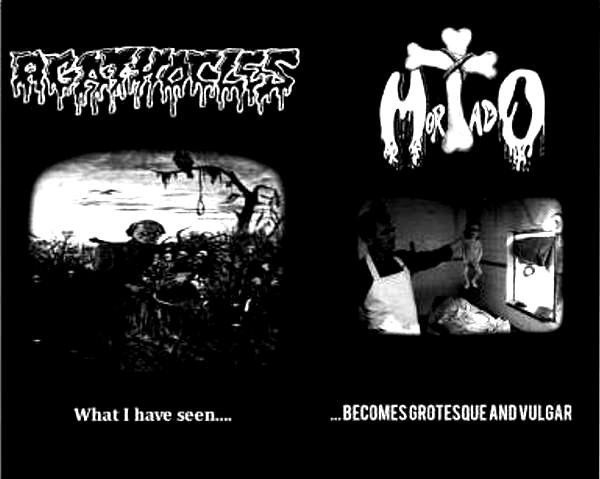 Agathocles - What I Have Seen... / ...Becomes Grotesque And Vulgar