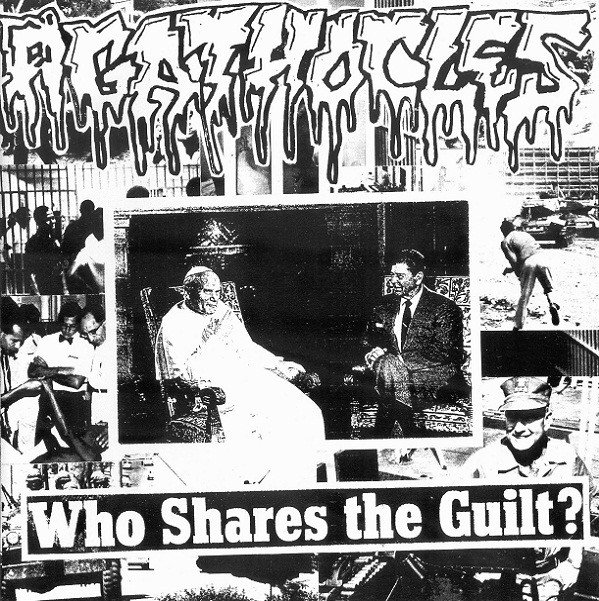 Agathocles - Who Shares The Guilt? / Blind World
