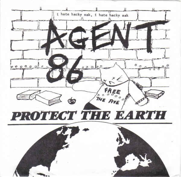 Agent 86 - Protect The Earth
