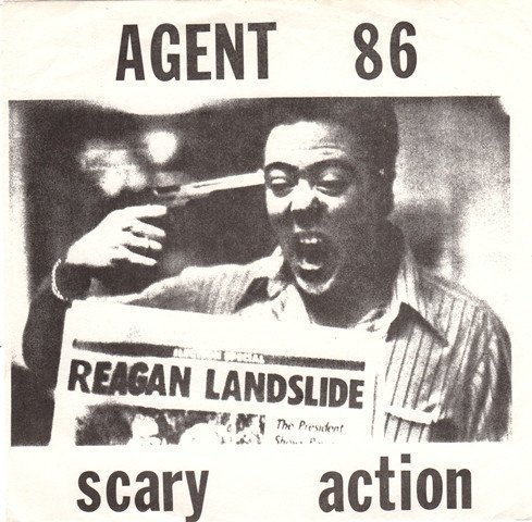 Agent 86 - Scary Action