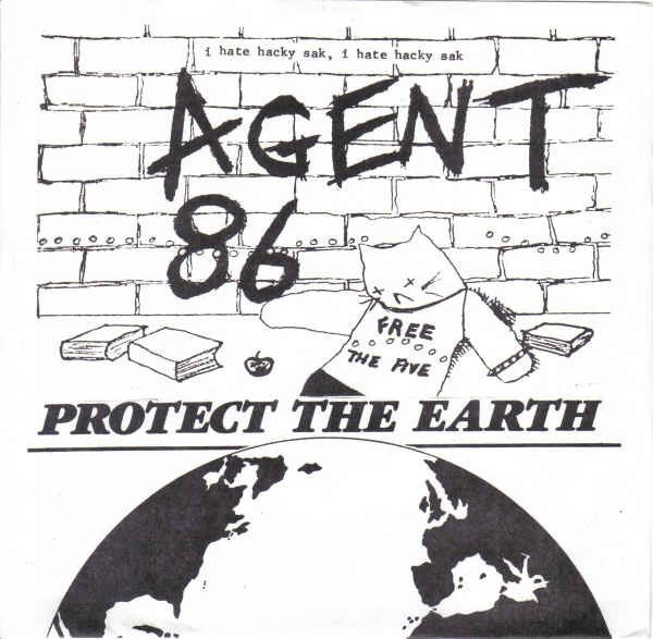 Agent 86 / Urban Navahos - Protect The Earth