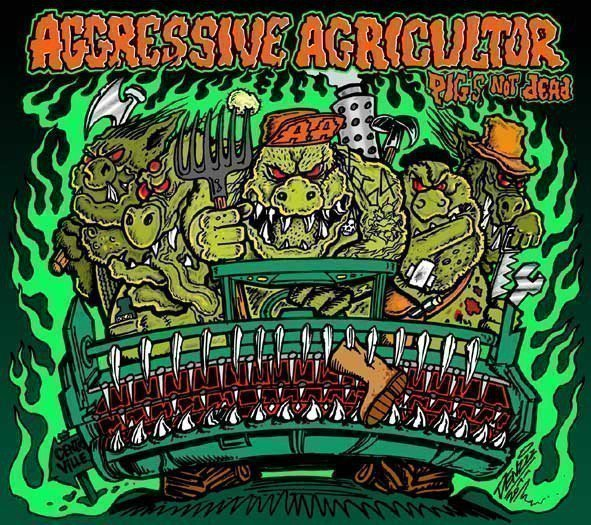 Aggressive Agricultor - Pig