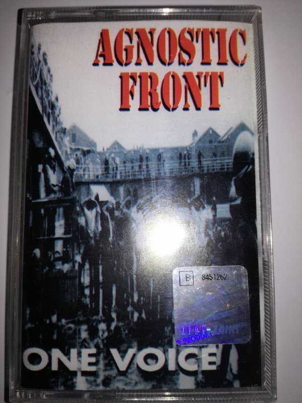 Agnostic Front - One Voice + Last Warning