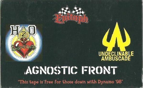 Agnostic Front - Promo Tape