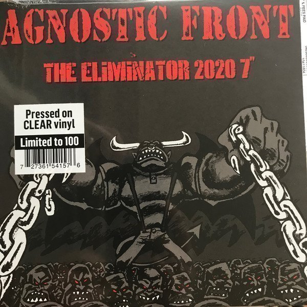 Agnostic Front - The Eliminator 2020 7""