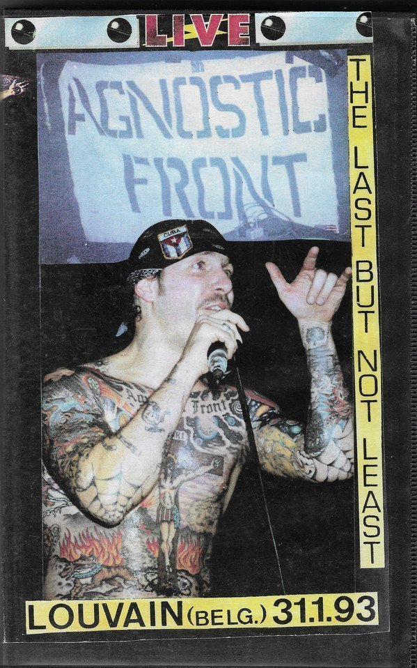 Agnostic Front - The Last But Not Least