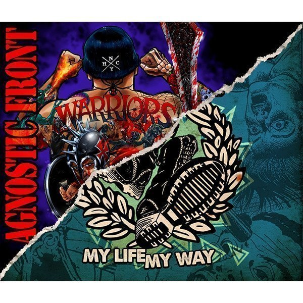 Agnostic Front - Warriors / My Life My Way