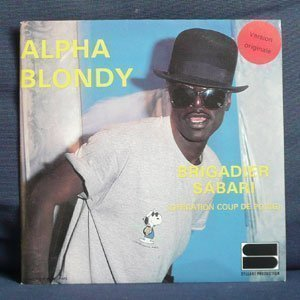 Alpha Blondy And The Solar System - Brigadier Sabari (Opération Coup De Poing)