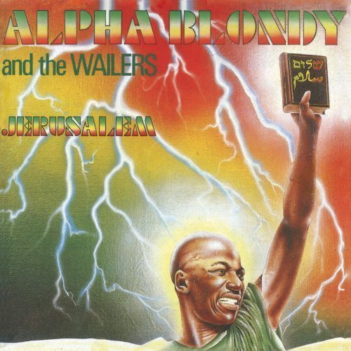 Alpha Blondy And The Solar System - Jérusalem