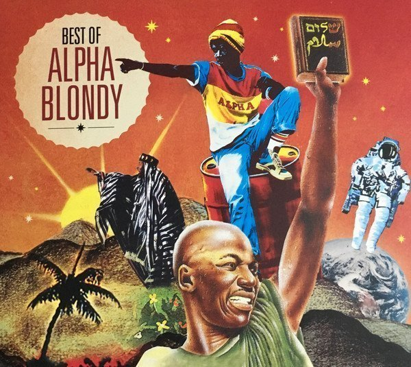 Alpha Blondy And The Wailers - Best Of Alpha Blondy