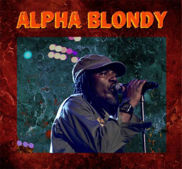 Alpha Blondy And The Wailers - Jah Victory - Live In Peace Tour