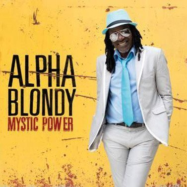 Alpha Blondy And The Wailers - Mystic Power
