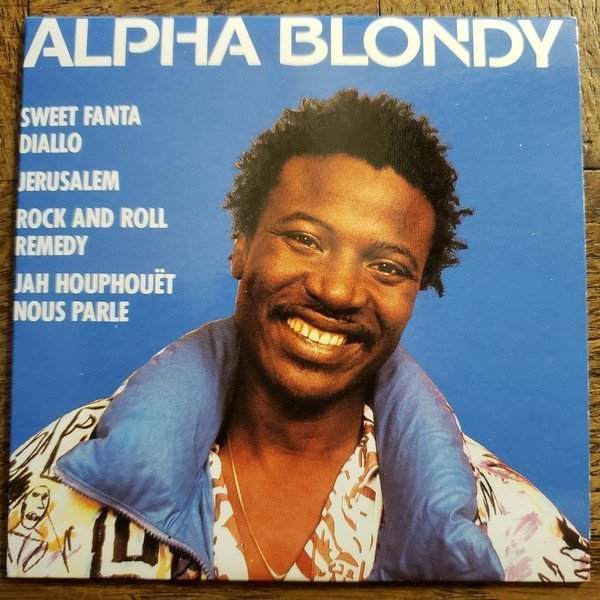 Alpha Blondy And The Wailers - Sweet Fanta Diallo