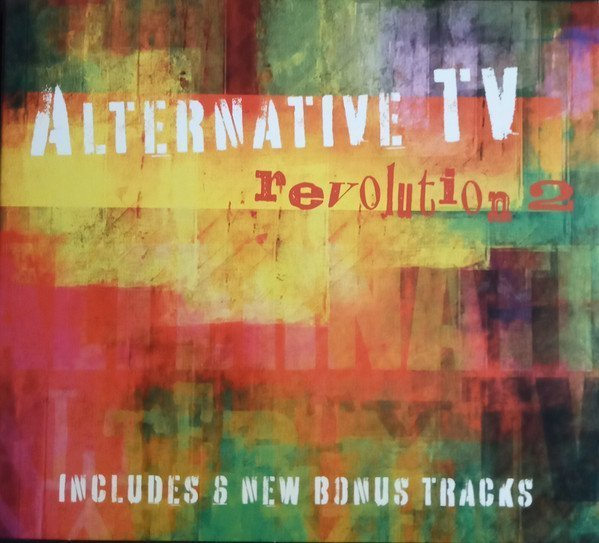 Alternative Tv - Was It White And Sticky?