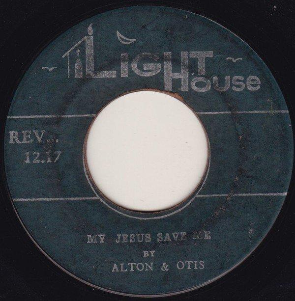 Alton Ellis - It Pays To Serve The Lord / My Jesus Save Me