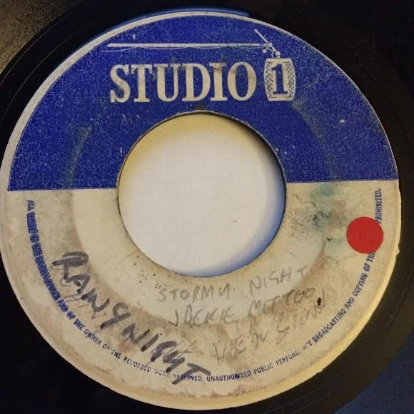 Alton Ellis - Live And Learn  / Stormy Night