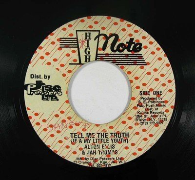 Alton Ellis - Tell Me The Truth (If A My Little Youth)