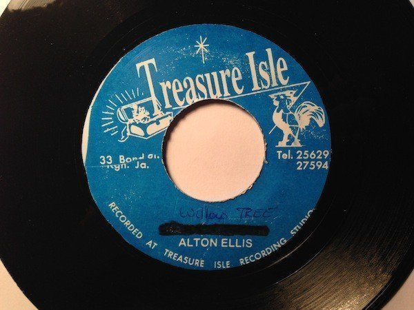 Alton Ellis - Willow Tree / I Will Get Along Without You Now