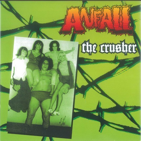 Anfall - The Crusher
