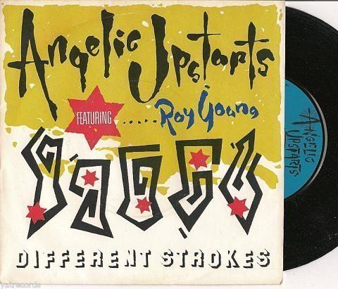Angelic Upstarts - Different Strokes