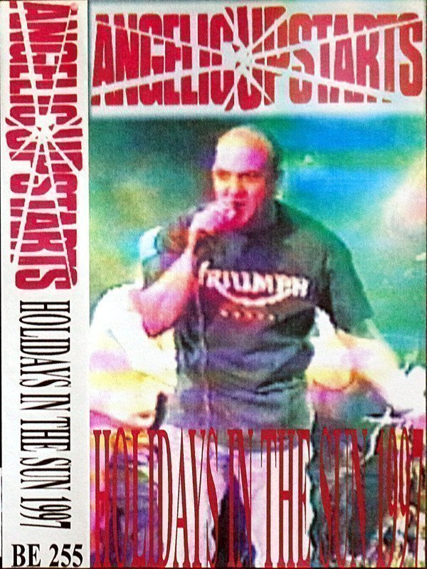Angelic Upstarts - Holidays In The Sun 1997