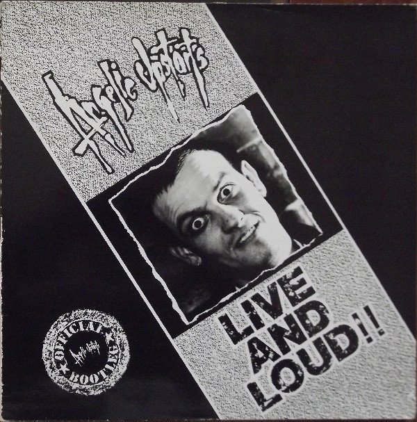 Angelic Upstarts - Live And Loud!!