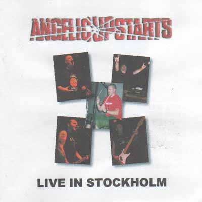 Angelic Upstarts - Live In Stockholm