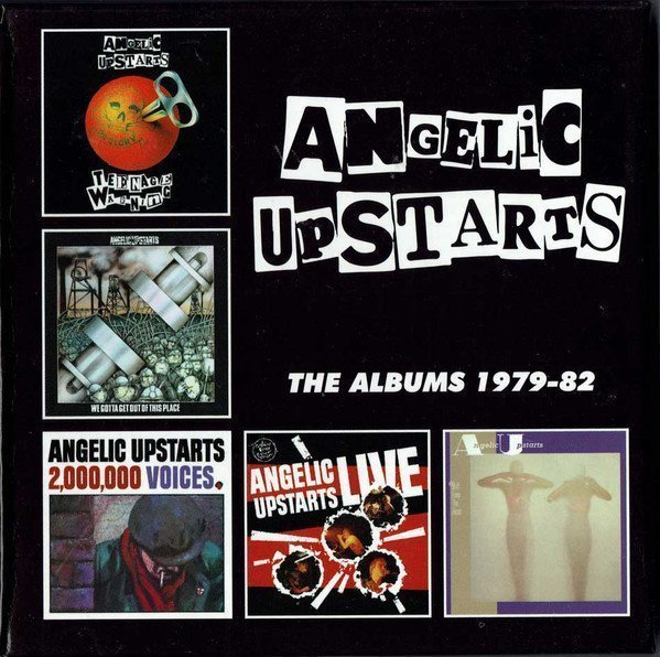 Angelic Upstarts - The Albums 1979-82