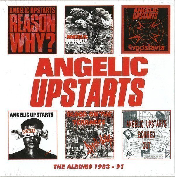 Angelic Upstarts - The Albums 1983 - 91