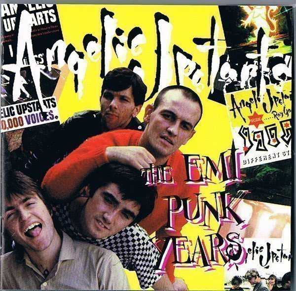 Angelic Upstarts - The EMI Punk Years