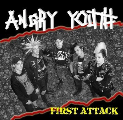 Angry Youth - First Attack