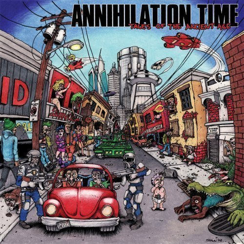 Annihilation Time - III - Tales Of The Ancient Age