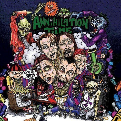 Annihilation Time - Incomplete Discography