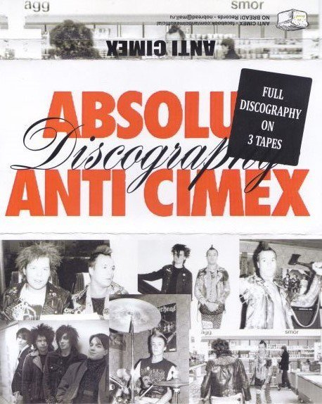 Anti cimex - Discography