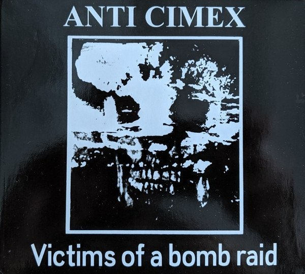Anti cimex - Official Recordings 1982 - 1986