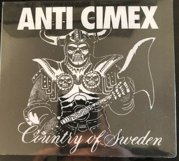 Anti cimex - Official Recordings 1990 - 1993