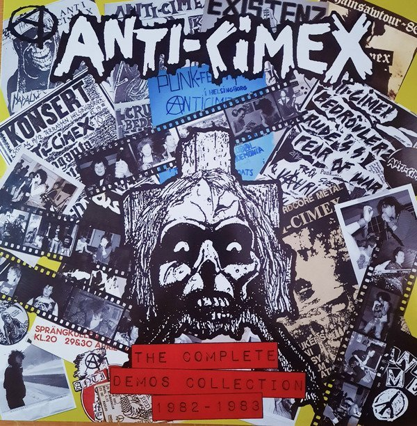 Anti cimex - The Complete Demos Collection 1982 - 1983