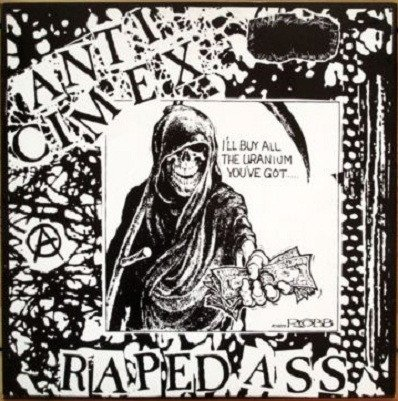 Anti cimex - Victims Of A Bombraid / Raped Ass