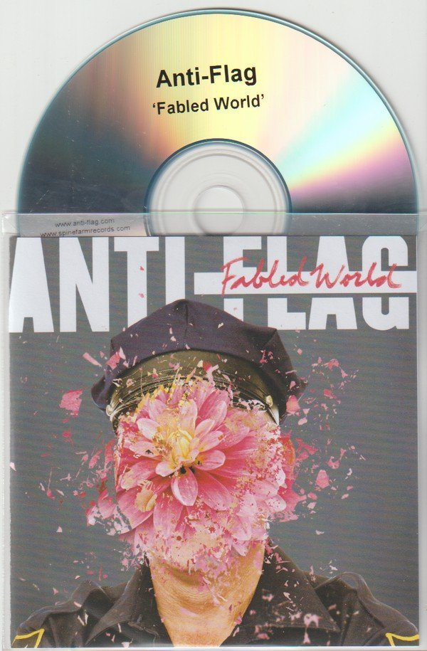 Anti flag - Fabled World