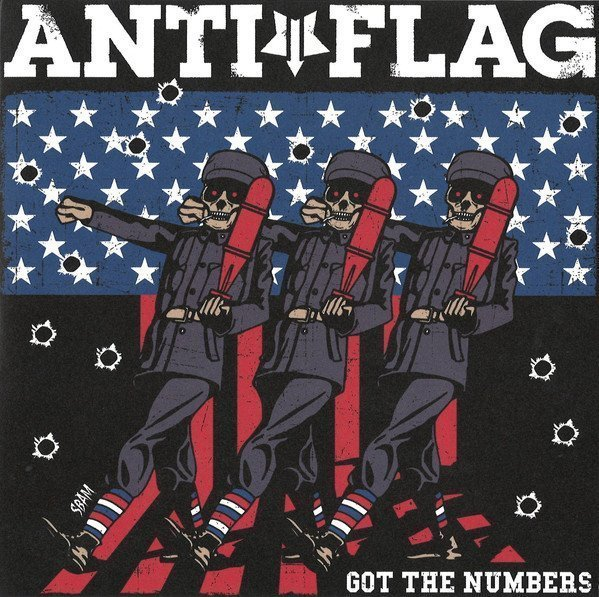 Anti flag - Got The Numbers / Familiar