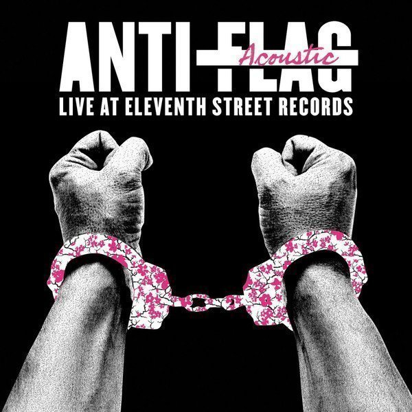 Anti flag - Live Acoustic At 11th Street Records