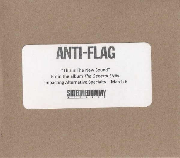 Anti flag - This Is the New Sound