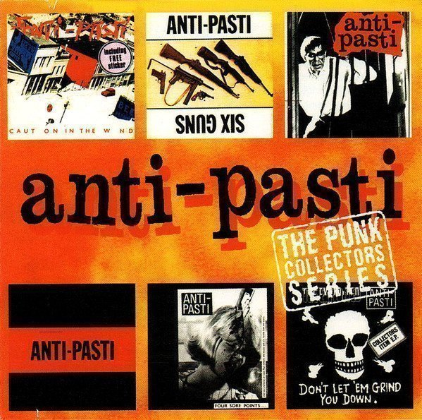 Anti pasti - The Punk Singles Collection