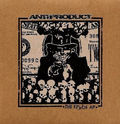 Anti product - The EP