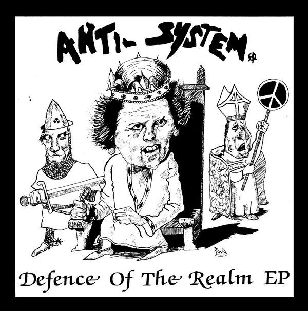 Anti System - Defence Of The Realm EP