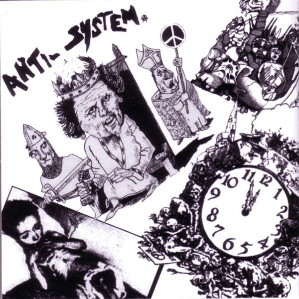 Anti System - Discography 1982-1986