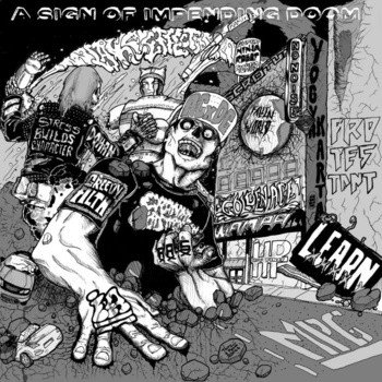 Antichrist Demoncore - A Sign Of Impending Doom Compilation