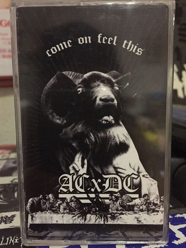 Antichrist Demoncore - Come on feel this