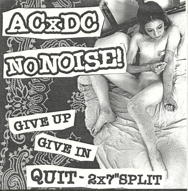 Antichrist Demoncore - Give Up Give In Quit